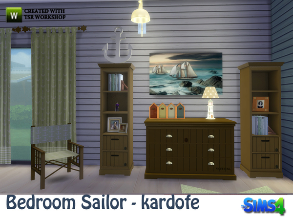 kardofe_Bedroom Sailor
