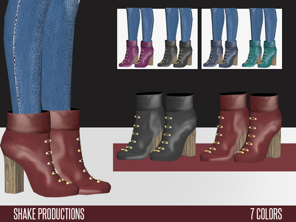 ShakeProductions 43 Boots by ShakeProductions