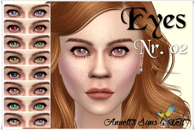 Eyes by Annett