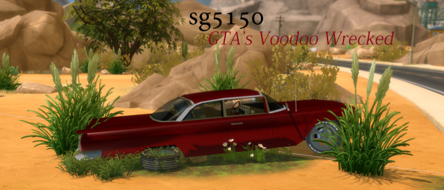 GTAs Voodoo Wrecked by sg5150