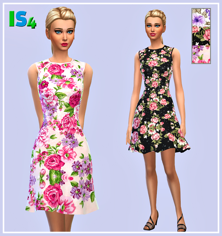 Floral Dresses by Irida