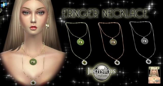 ERINGER collier by JomSims