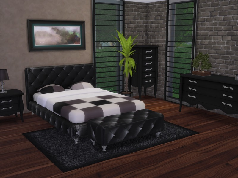 Emir bedroom  BY spacesims