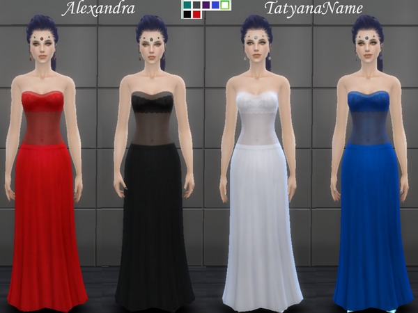 TatyanaName - Alexandra dress