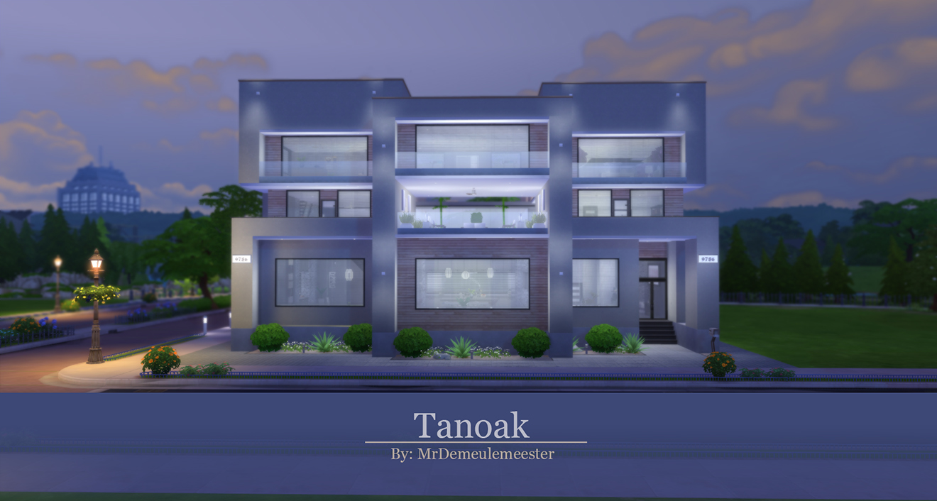 Tanoak House by MrDemeulemeester