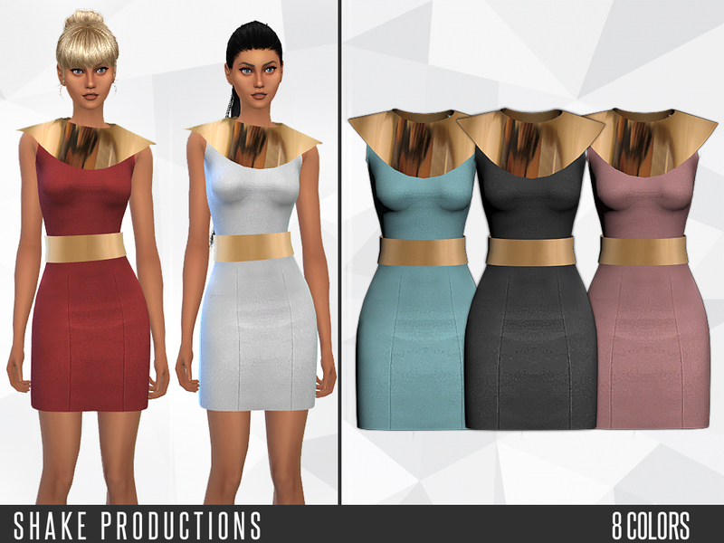 ShakeProductions 44-Dress BY ShakeProductions