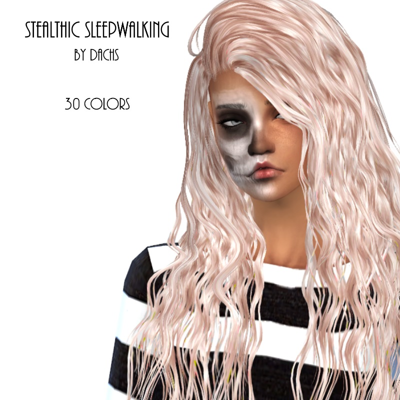 Stealthic Sleepwalking Edit / Retexture by Dachs