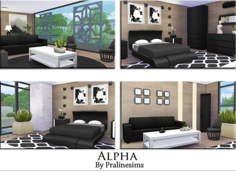 Alpha BY Pralinesims