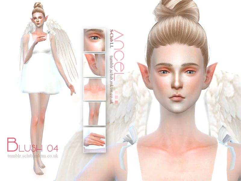 S-Club LL ts4 Angel Blush 04
