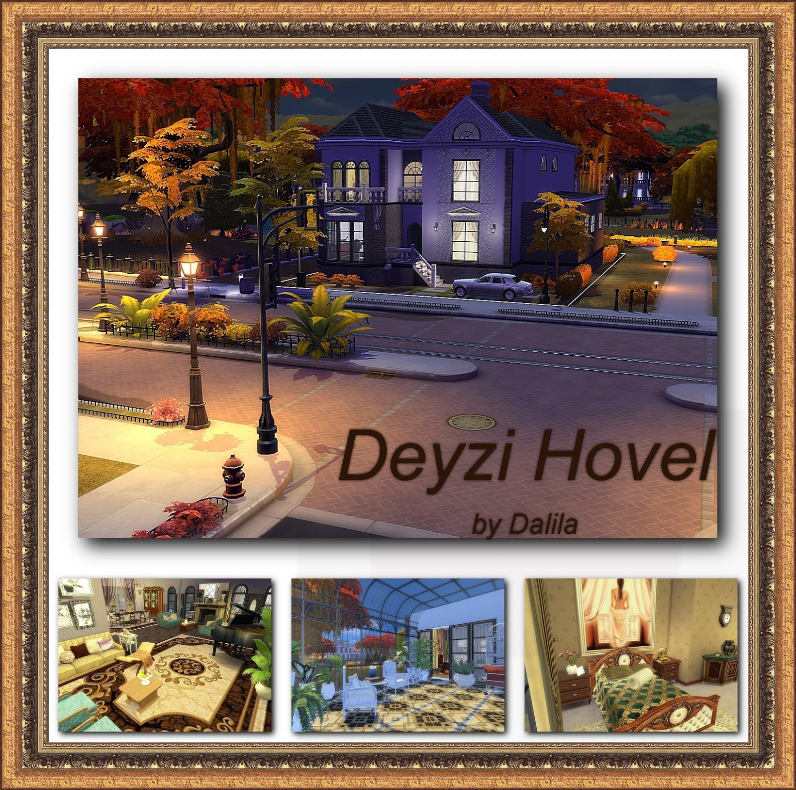 Deyzi Hovel by Dalila