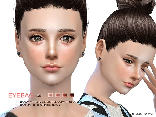 S-Club WM thesims4 Eyebag 02