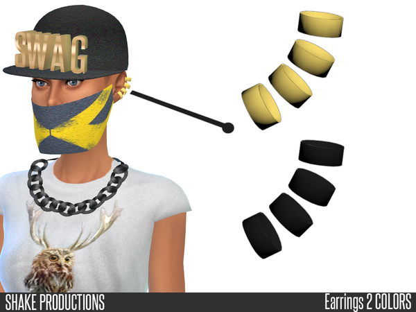 LOOKBOOK 2 #SWAG - 13 Items - ShakeProductions