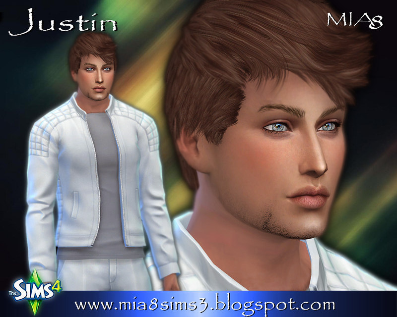 Justin by Mia8