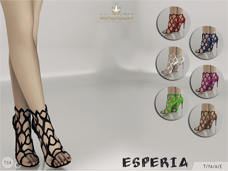 Madlen Esperia Shoes BY MJ95