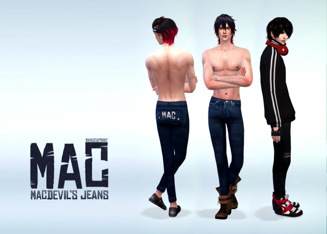 MACs jeans by ManueaPinny