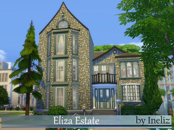 Eliza Estate by Ineliz