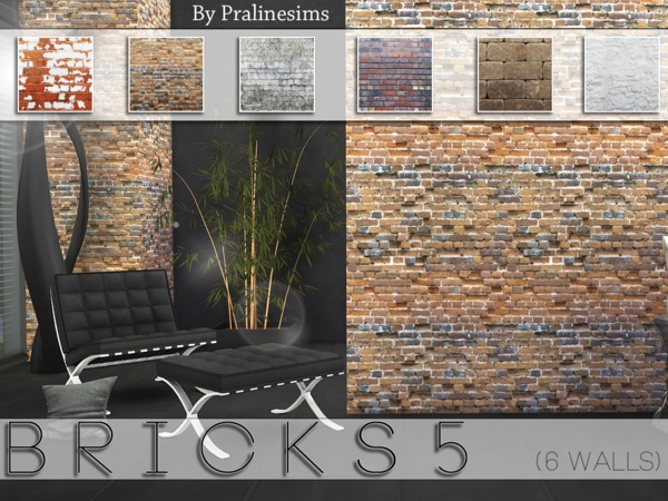 Bricks 5 by Pralinesims