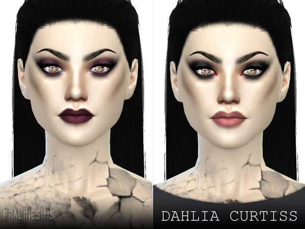 Dahlia Curtiss by Pralinesims