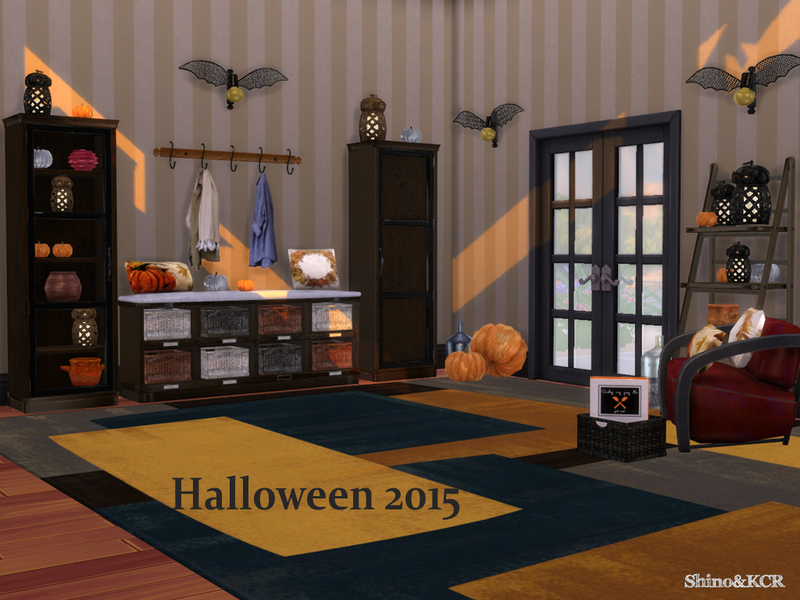 Halloween 2015 BY ShinoKCR
