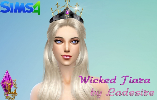 Wicked Tiara by Ladesire