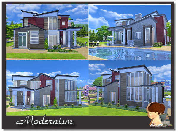 Modernism by evanell