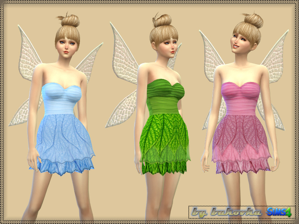 Set Tinker Bell by bukovka