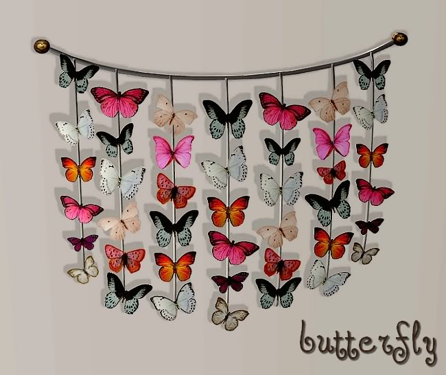 Butterflies Conversions by Leo4Sims