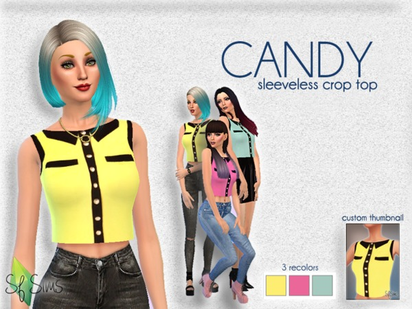 Candy Croptop - Perfect Patio SP needed by SFSims