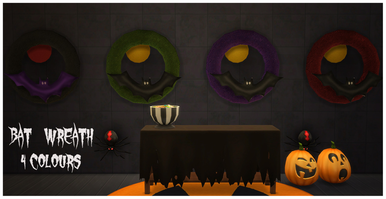 Halloween Decor by IcySpicyScalpel