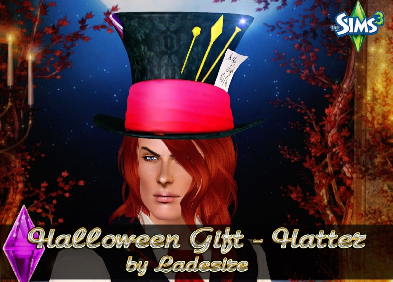 Halloween Gift - Hatter by Ladesire