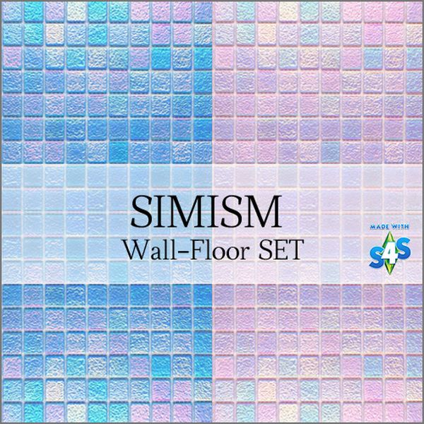 Wall_FloorSET by Simism