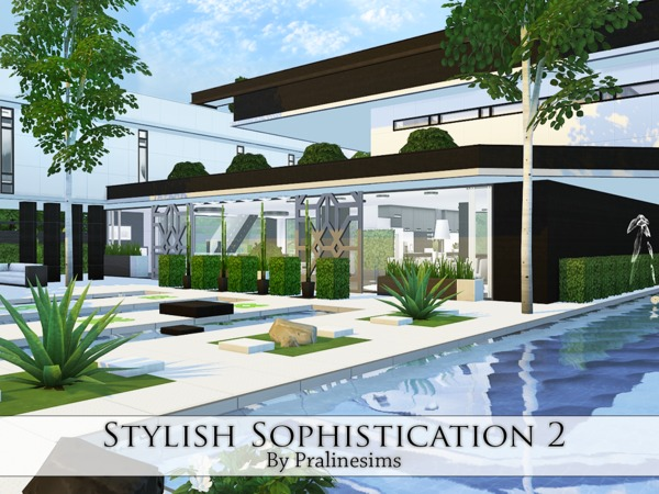 Stylish Sophistication 2 by Pralinesims