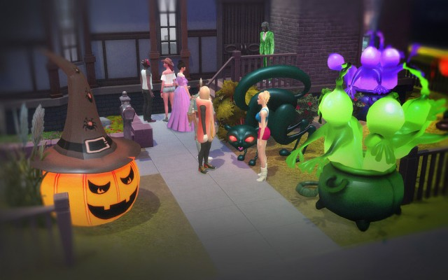 Eli Halloween Set by ts2tots4