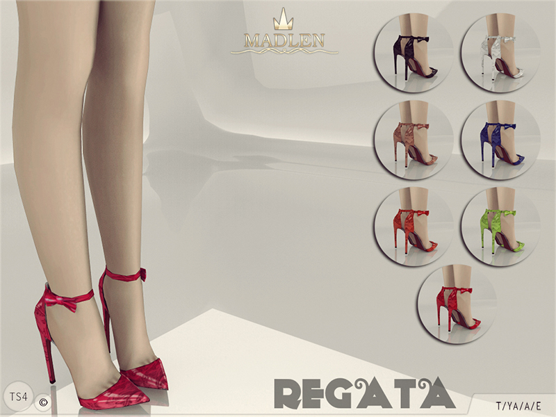 Madlen Regata Shoes  BY MJ95