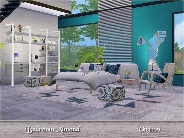 Bedroom Almond by ung999