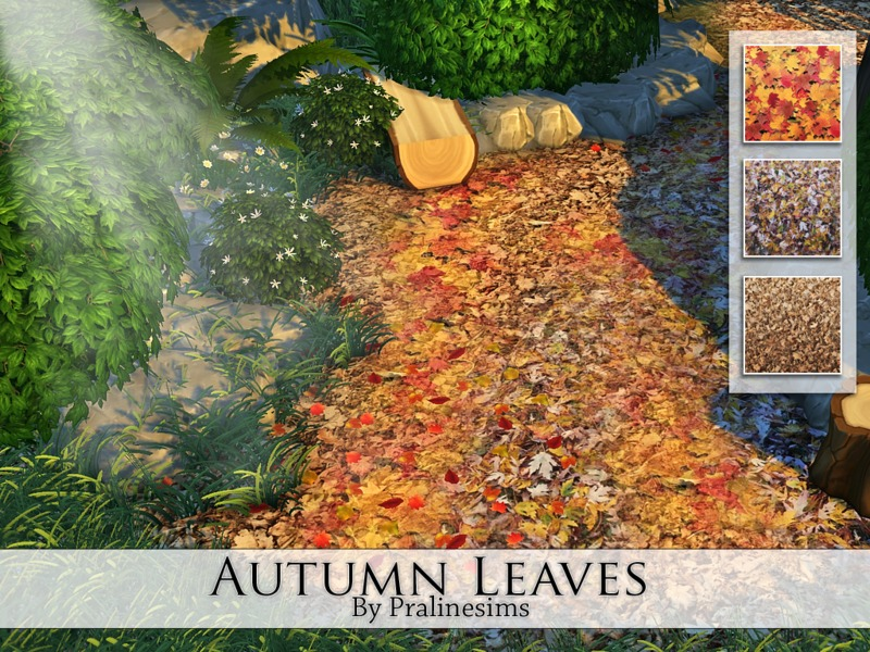 Autumn Leaves BY Pralinesims