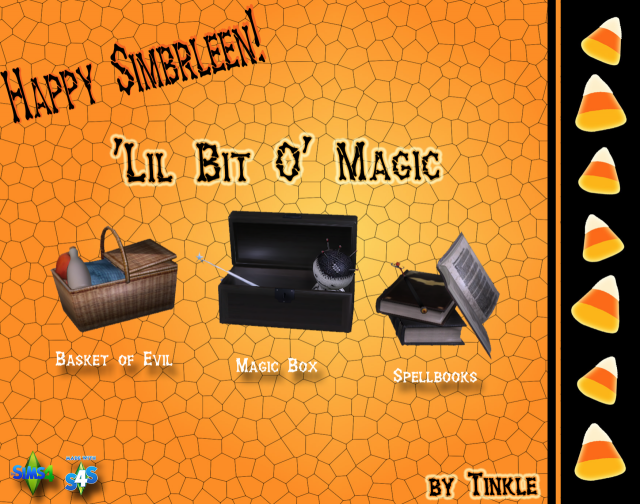 Lil Bit O Magic by Tinkle
