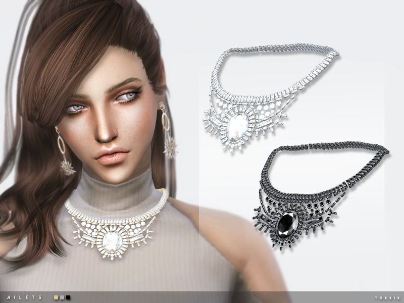 toksik - Ailets Necklace