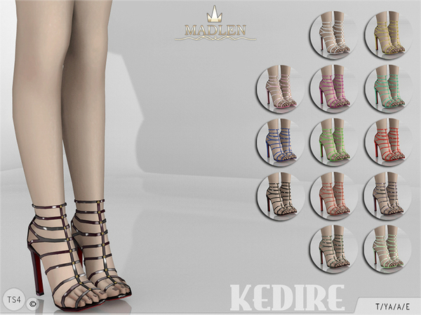 Madlen Kedire Shoes by MJ95