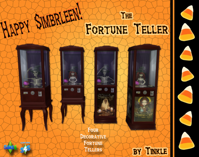 The Fortune Teller by Tinkle
