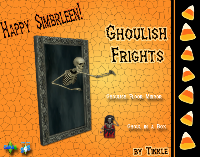 Ghoulish Frights by Tinkle