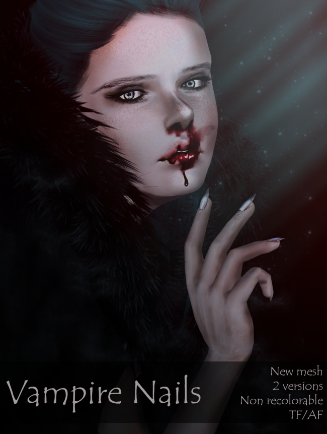Vampire Nails от Lucy