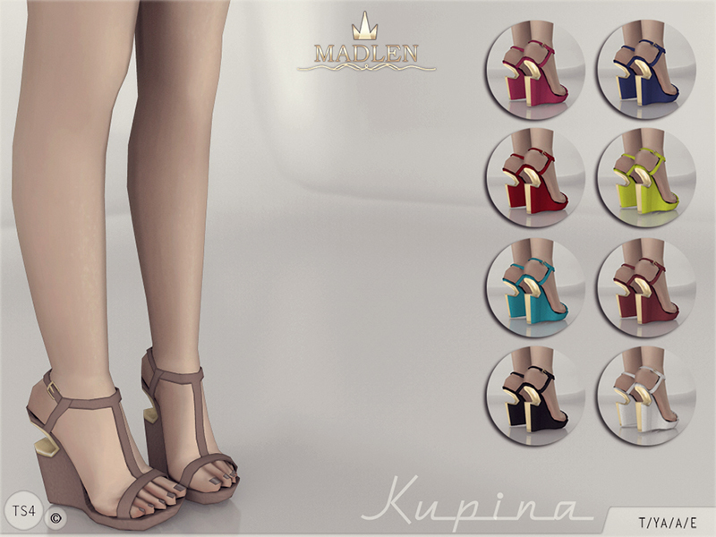 Madlen Kupina Shoes BY MJ95