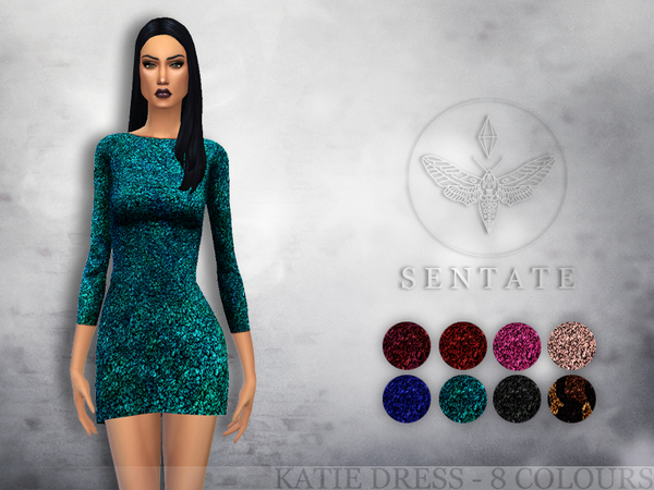 Katie Dress by Sentate