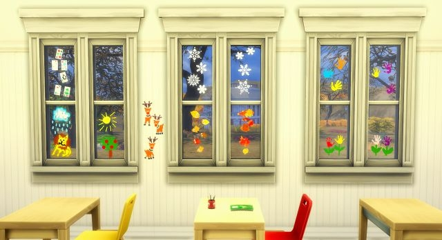 Window Deco for Elementary Schools by Budgie2budgie
