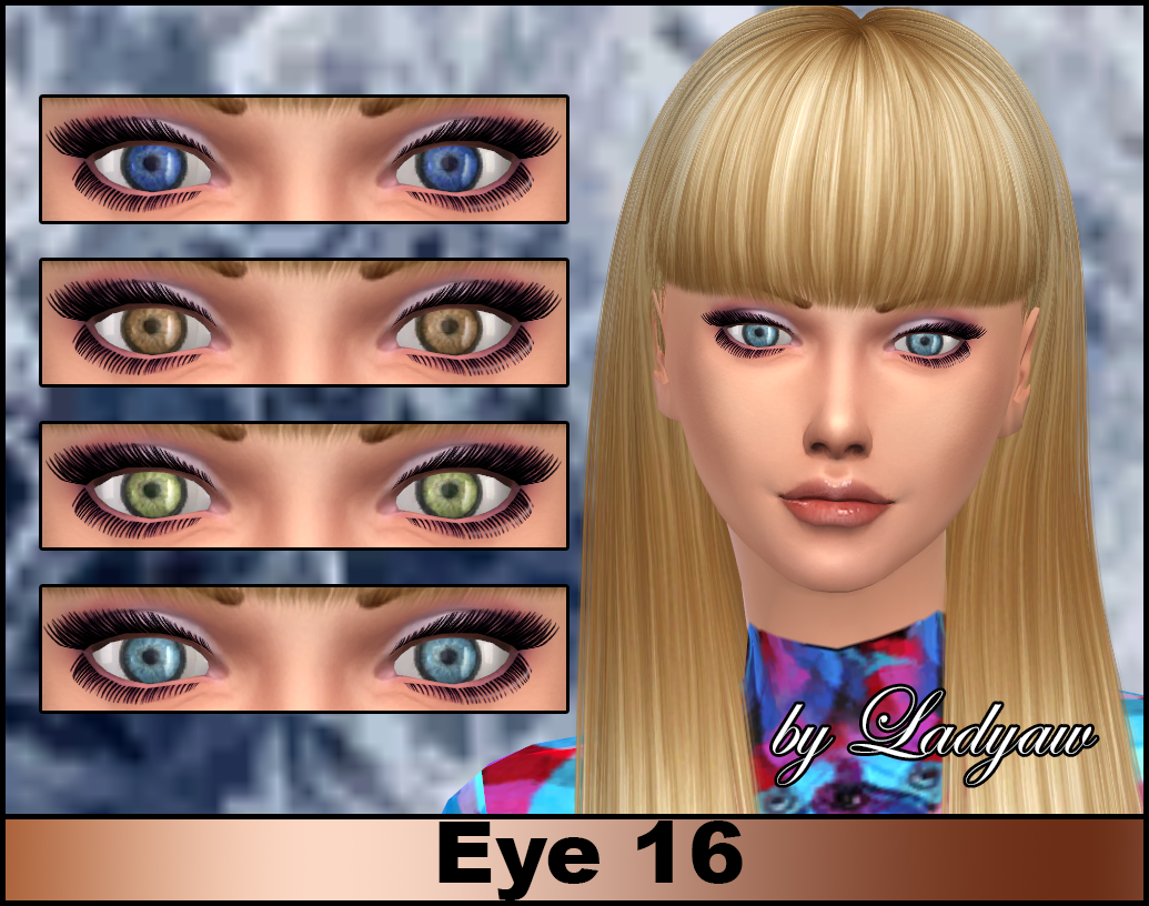 Eye 16 by Ladyaw