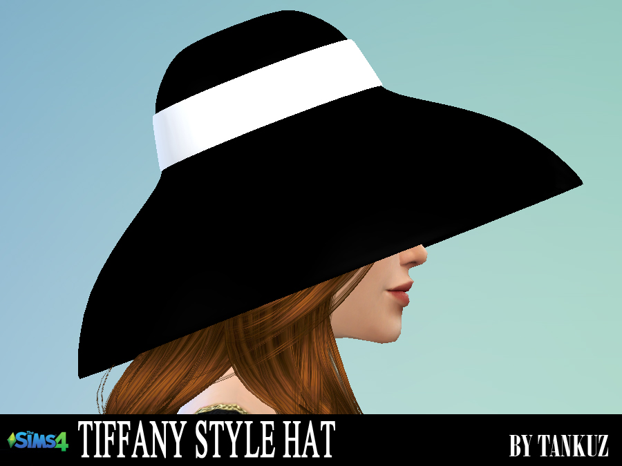 Tiffany Style Hat by Tankuz