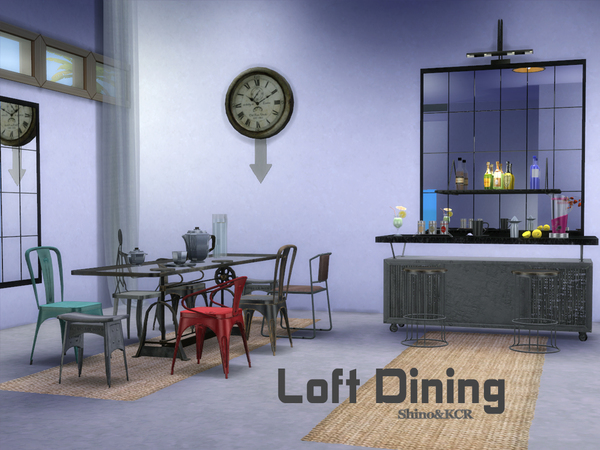 Loft Dining by ShinoKCR