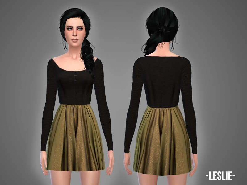 Leslie - outfit  BY -April-