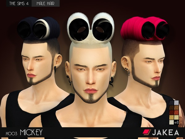 JAKEA - H003 - MICKEY Hairstyle